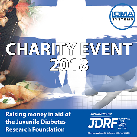 Loma Systems to hold charity event for JDRF
