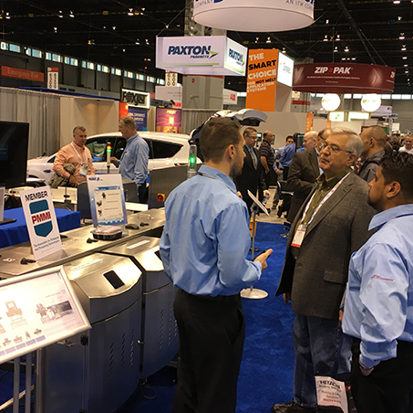 Loma Amp Lock To Attend Packexpo Booth C3203 Loma Systems