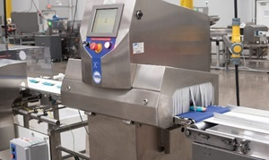 X5C X-ray system at Enjoy Life Foods