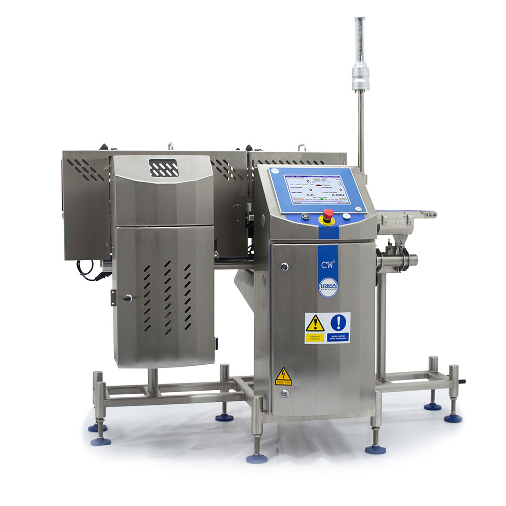 CW3 Checkweigher for up to 12 kg