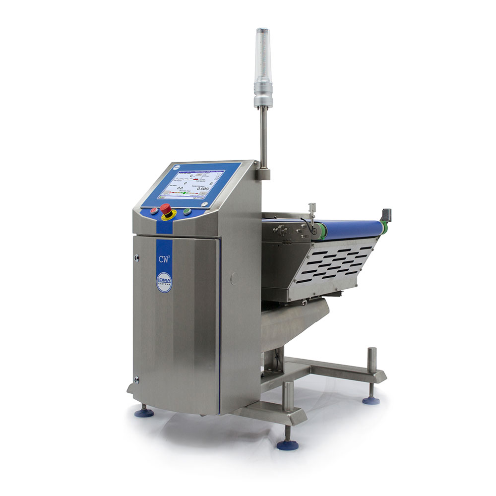Checkweigher for up to 60 kg