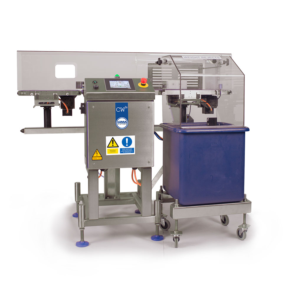 CW3S Compact Checkweigher