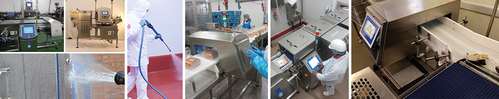 End-of-line inspection solutions for packaged protein goods