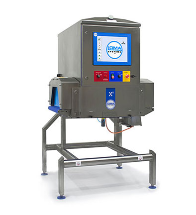 Food X-ray inspection system used by Swift Fine Foods
