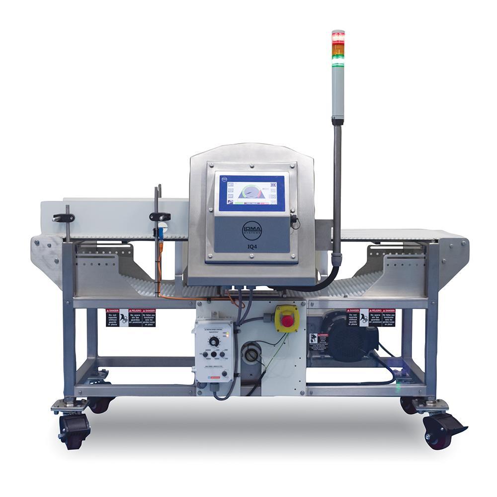 Loma Systems Iq4 Flex Conveyor