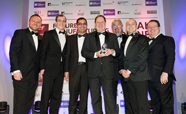 EEF Awards 2013 - National Winner Loma Systems