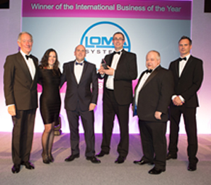 International Business of the Year Awards Winner 2016