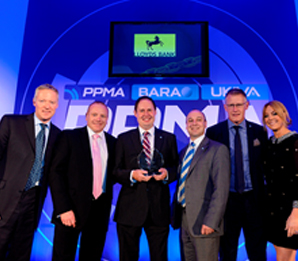 PPMA Manufacturer of the Year Award