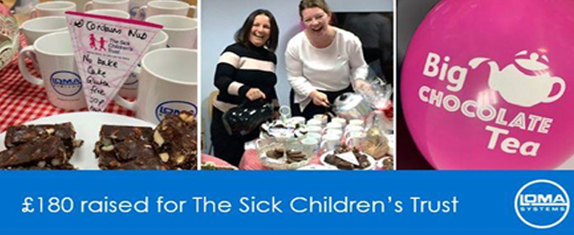 Supporting the Sick Childrens Trust